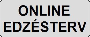 Online edzésterv
